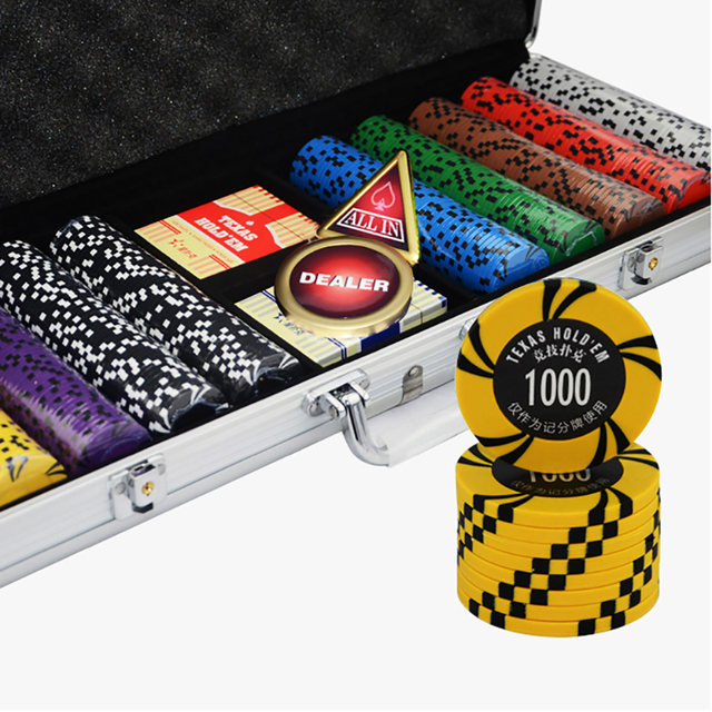 Metal box poker set why is roulette the devils game