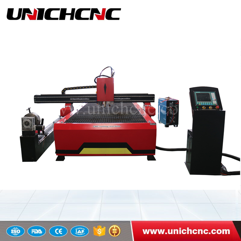 Made in china 1500*6000mm cnc plasma metal cutting machine