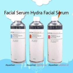 Aqua Peeling Lösung/Aqua Schälen Konzentrierte Lösung 400 ml Pro Flasche Aqua Gesichts Serum Hydra Gesichts Serum Für Normale haut
