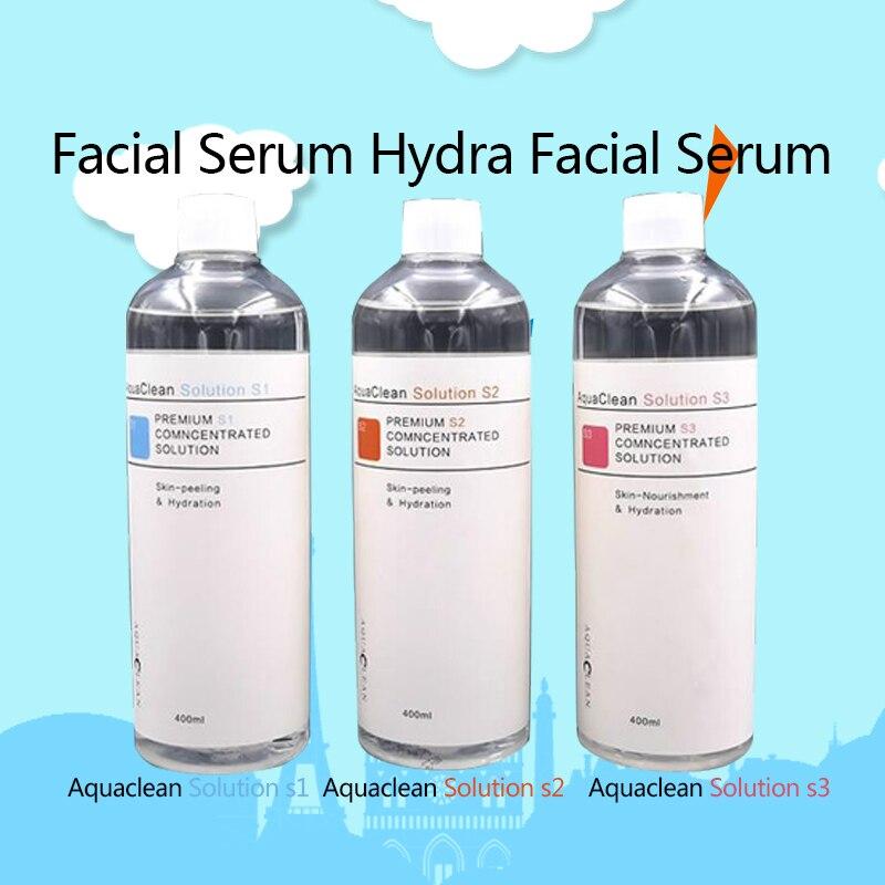 Aqua Peeling Solution / Aqua Peel Concentrated Solution 400ml Per Bottle Aqua Facial Serum Hydra Facial Serum For Normal Skin