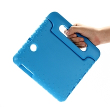 Case for Samsung Galaxy Tab S2 8.0 / T710 T715 hand held Shock Proof EVA full body cover Kids Children Silicone para shell coque