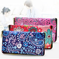 Shopping Bag Women Reusable Nylon Tote Bags Floral Foldable Wallet Purse Style free shipping