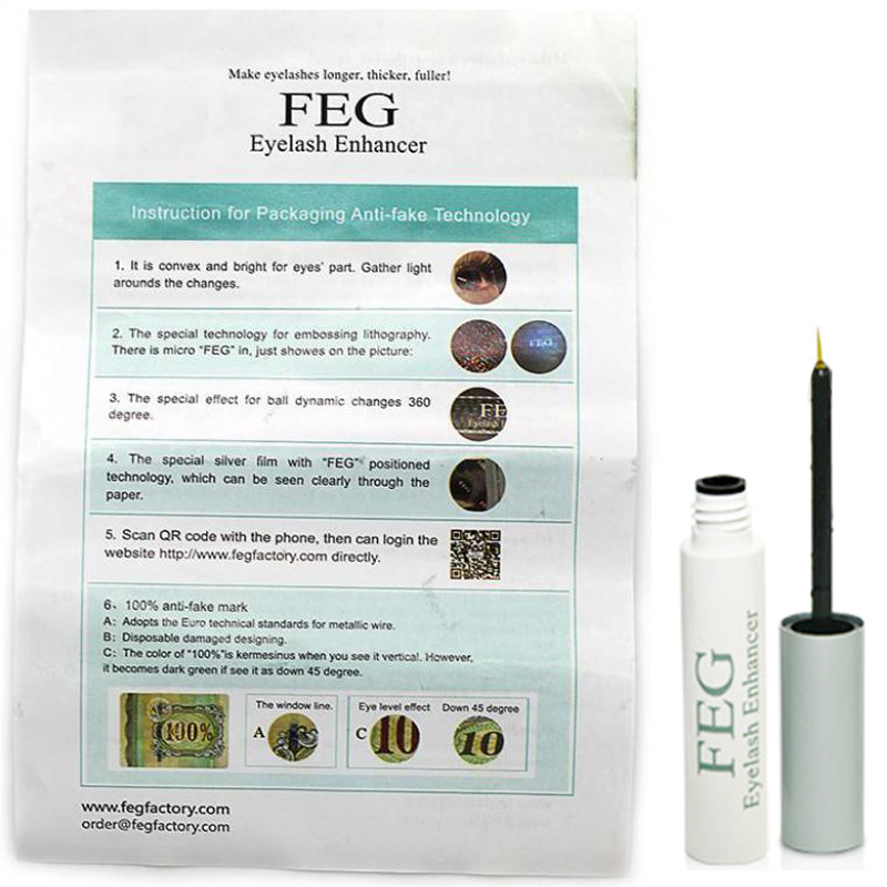 Fas eyelash growth treatments makeup feg eyelash enhancer 7