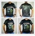 T-shirt da motocicleta nova motocicleta de corrida ocasional curto-de mangas compridas T-shirt camisa de suor de secagem do suor
