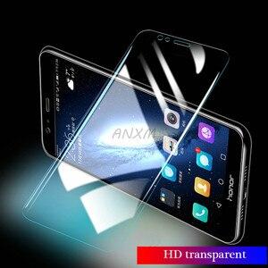 Image 1 - 2 шт./лот закаленное стекло для Huawei Honor 8 lite Pro 8C защита экрана полное покрытие стекло для Huawei Honor 8 lite защитная пленка