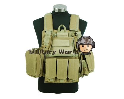 Phantom Outdoor Molle Airsoft Tactical Army Combat Strike Plate Carrier Vest Lightweight with Holster Pouch For Men Hunting