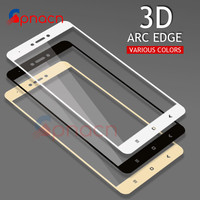 3D Tempered Glass For Xiaomi Redmi Note 4 4X 5A Pro Premium Full Cover Screen Protector Film For Redmi 4X 5A 5 Plus Case Phone Screen Protectors