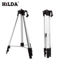HILDA 1.5 m Laser Level Leveler Measuring Tools Construction Optical Instruments Rotary Lasers/Coated Aluminum Tripod Line Lase