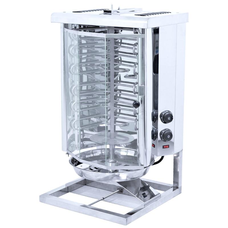 US $450 0 |Wholesale price mini electric shawarma machine in dubai glass  cover-in Food Processors from Home Appliances on Aliexpress com | Alibaba