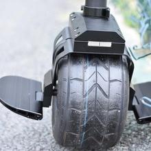 Самобалансирующийся Одноколесный велосипед hoverboard 10 дюймов GIROSKUTER 500W S4