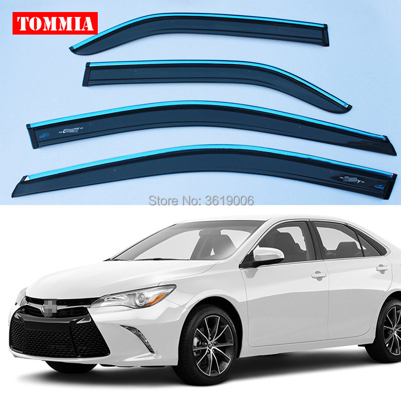 2016 Toyota Camry Pictures: Tommia Brand New For Toyota Camry 2015 2016 Window Visor