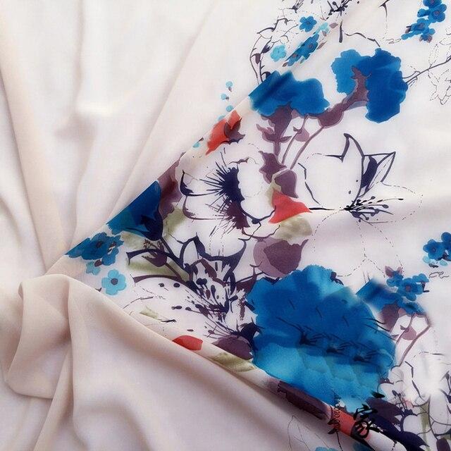 145x100 Cm Koshibo Tessuti Per Tende Vestito Di Estate Classici