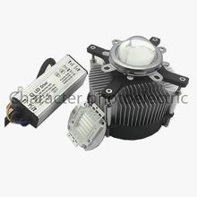 Светодиодный трафиолетовый мощный led светильник 50 вт 395 нм