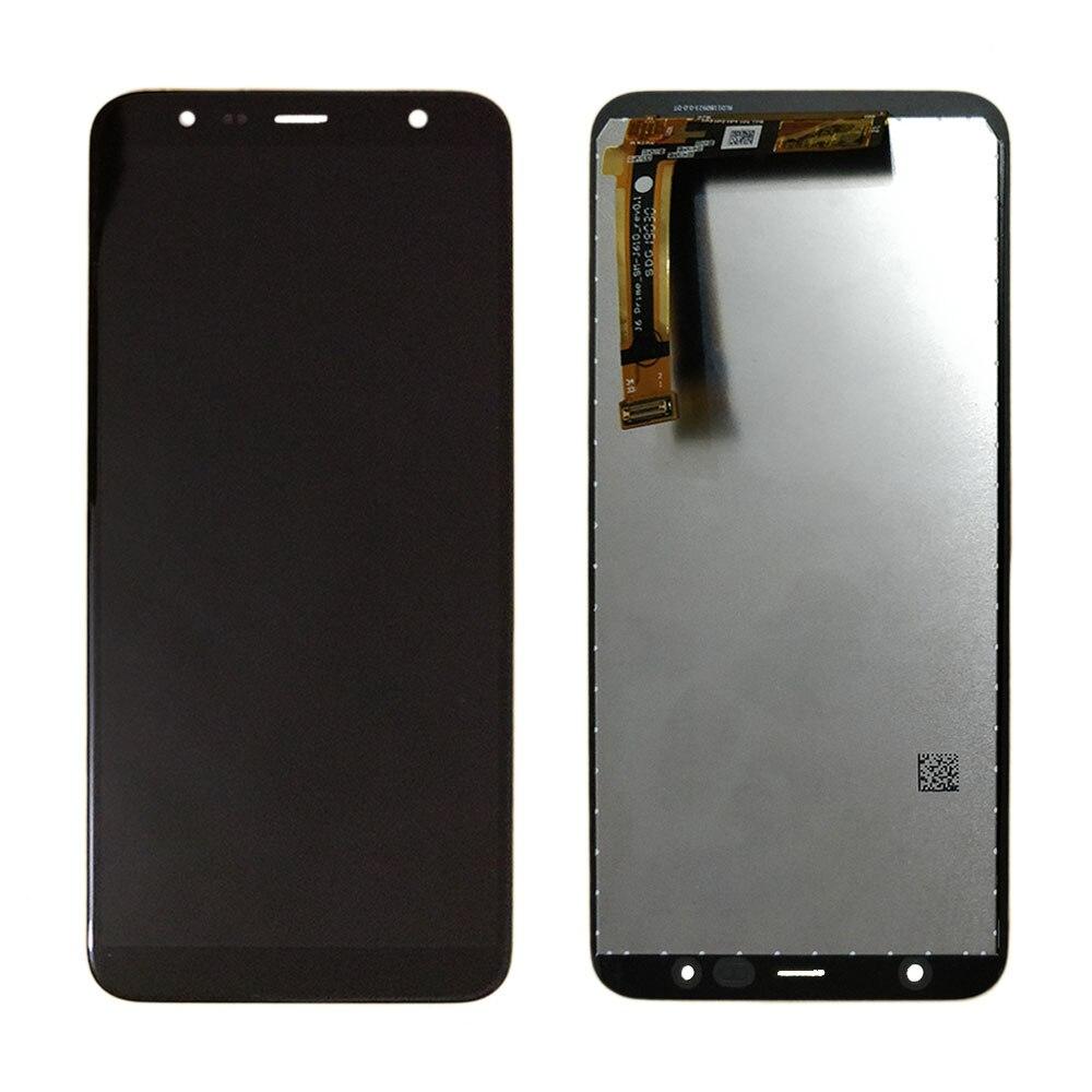 J6 Plus LCD For Samsung Galaxy J6+ J6 Prime J610 J610G LCD Display Touch Screen Digitizer Assembly J610FN J610F J610M LCD Screen