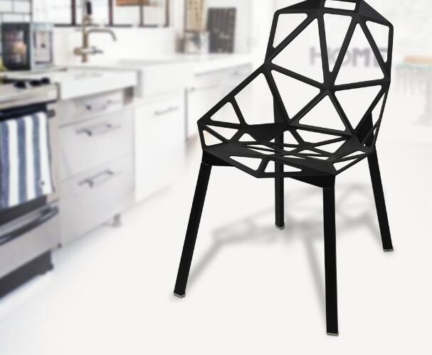 yingyi best selling modern plastic metal dining chair with arms free mainland