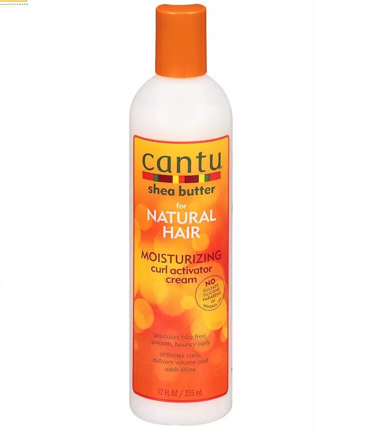 Cantu hydratant Curl activateur crème/355 ml livraison gratuite