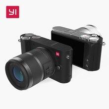Dual Lenses YI M1 Mirrorless Digital Camera With YI 42.5mm F1.8 Lens &  YI 12-40mm F3.5-5.6 Lens international Version