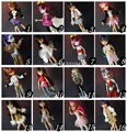 30pcs/lot , Free Shipping 30 items= Dress + Shoes + Hangers+bag Fashion Clothing Clothes For Monster toys High Dolls
