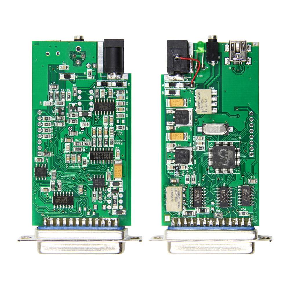 US $84 99 |CARPROG V8 21 V10 93 Car Prog V8 21 Online Version ECU chip  tuning tool With 21 Adapters ECU programmer better than V10 0 5 on