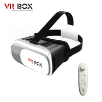 VR BUCINUM VR BOX 2 0 3D VR Headset VR 3D Glasses Support 3 5 6