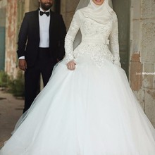 Fnoexw Wedding Dresses Dresses With Long Sleeves