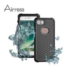 Airress многофункциональный ультра-тонком Водонепроницаемый противоударный пылезащитный телефон Чехол сумка для iPhone 7/iphone 8