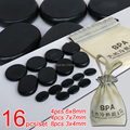 New! 16pcs/set Hot stone SE pendant set Beauty Salon SPA with bag CE and ROHS