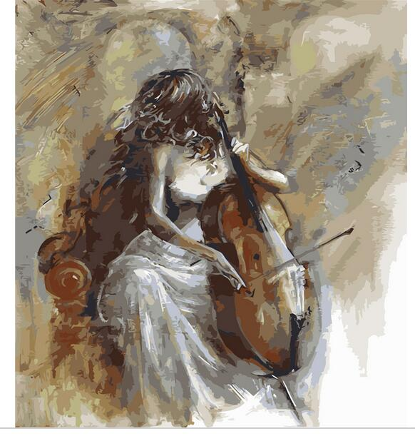 Картины со скрипкой