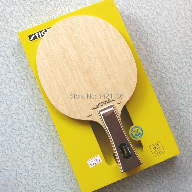 Stiga Infinity VPS V Table Tennis Blade/Racket ST/FL/CS