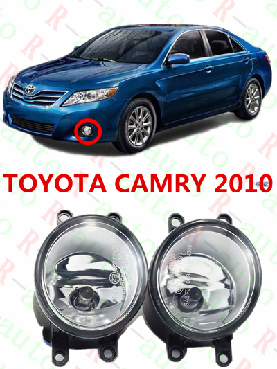 1pc rh without bulbs front bumper fog light driving lamp for toyota camry 2005 2006. Black Bedroom Furniture Sets. Home Design Ideas