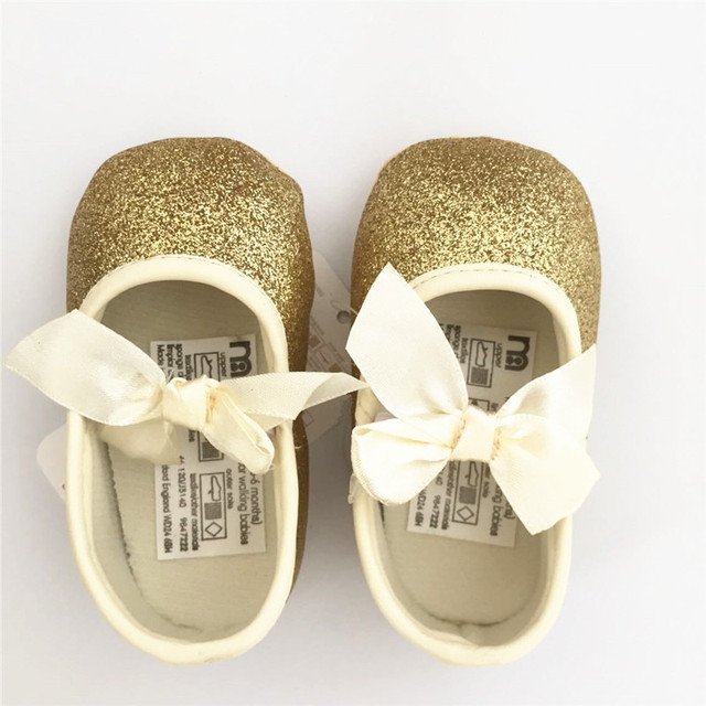2015 Zapatos de Bebé Primeros Caminante zapatos Sapato Menina Bebes Recién Nacidos Zapatos Del Bebé Bling Príncipes Zapatillas de Bebé Del Niño S-1