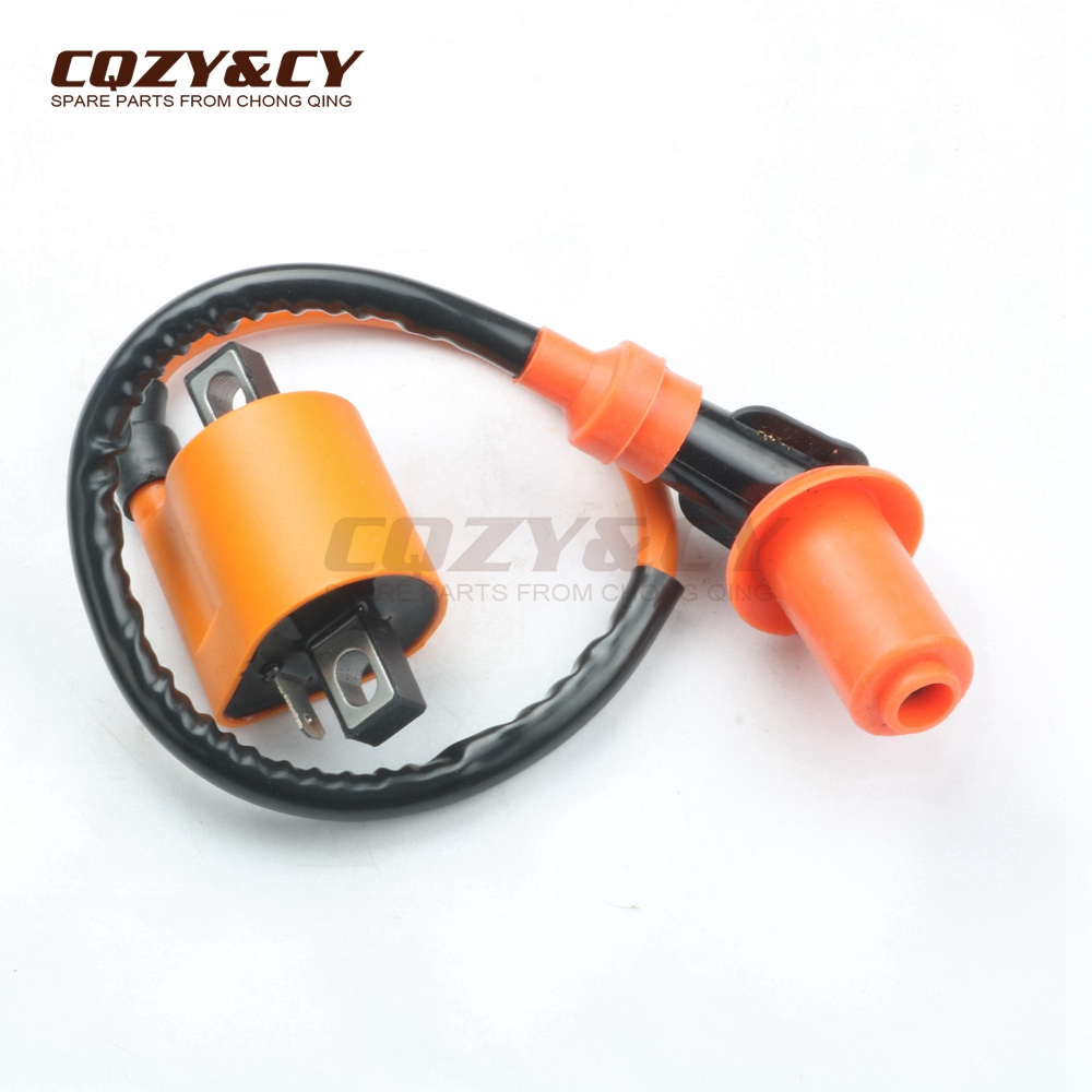 medium resolution of high performance racing ignition coil for yamaha pw50 pw80 pit dirt motor bike