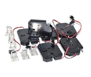 Image 5 - Verrouillage électrique anti vol et électromagnétique 12V cc