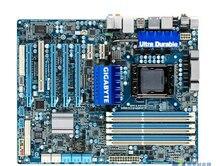 Freies verschiffen ursprüngliche desktofor gigabyte ga-x58a-ud3r lga 1366 ddr3 usb3. 0 SATA3 L5639 L5520 X58A-UD3R X58 boards