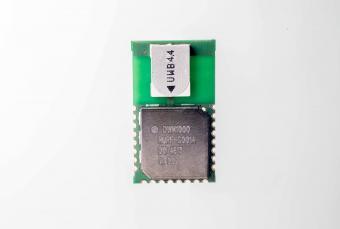 UWB Module, DWM1000 Ranging Module, Positioning Module, DecaWAVE, IEEE802.15.4-2011