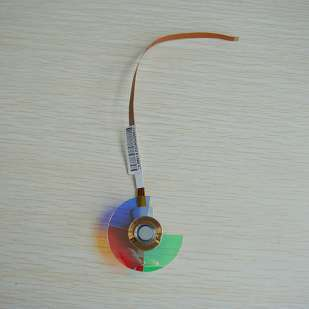 New Color Wheel For Toshiba Tdp-s8 Tdp-t9 Tdp-t90 Tdp-t90a T98 Projector 4 Color 44mm With Traditional Methods