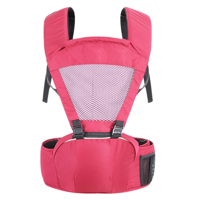 All-In-One Baby Breathable Carrier 3