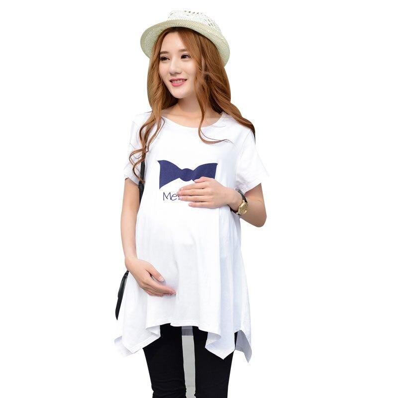 Блузи за майчинство Ризи Свободни дамски блузи Блузи Ризи Бременност Облекло Майки за майки Дрехи за майки