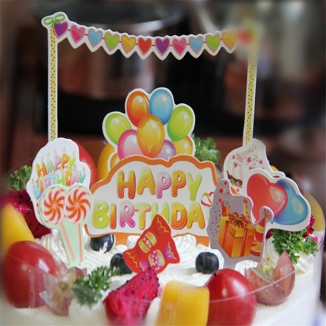 Neue Grosshandel Cartoon Kuchen Dekorieren Kinder Geburtstag Kuchen