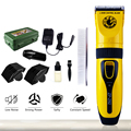 Professional Pet Clipper Kit For Dog, Cat Grooming Trimmer Low Noise Rechargeable Animals Shaver Haircut Machine AC110-220V
