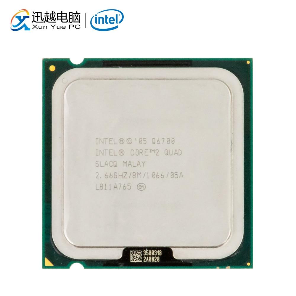 Intel Core 2 Quad Q6700 Desktop Processor Quad-Core 2.66GHz 8MB Cache FSB 1066 LGA 775 6700 Used CPU