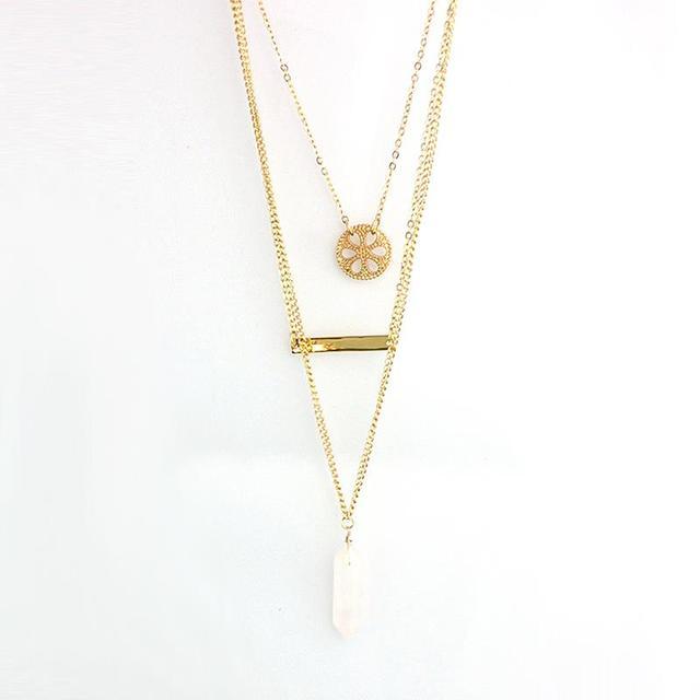 Chicvie 2016 женское модное ожерелье с воротником для девочек
