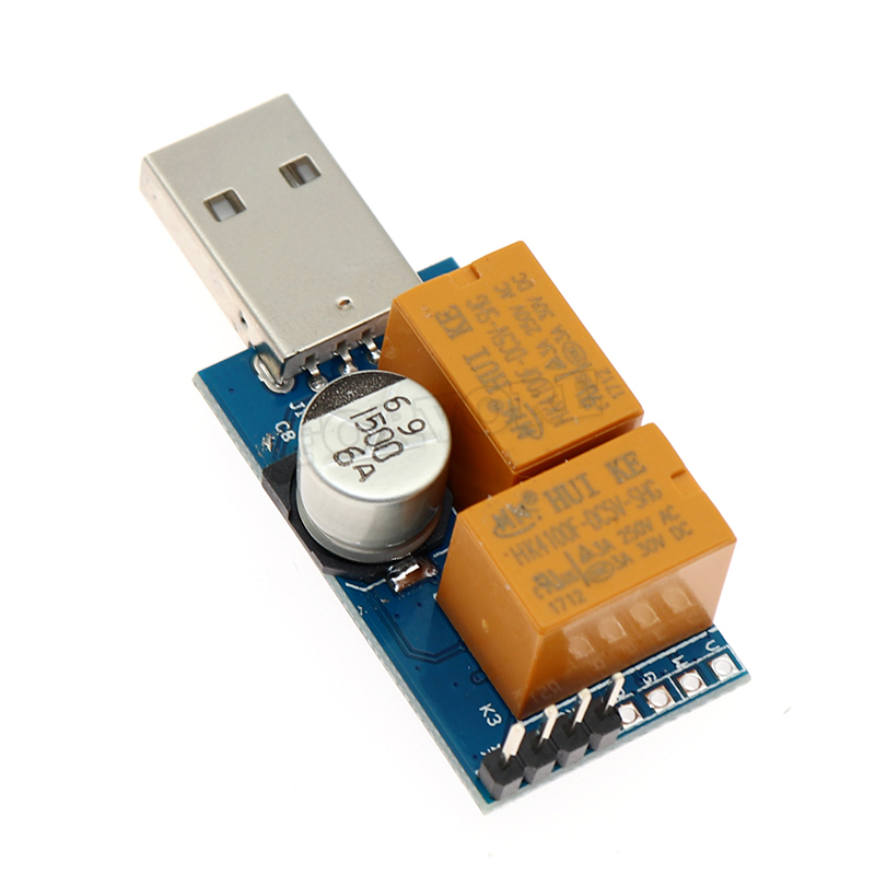 USB Сторожевая карта/компьютерный Краш синий экран автоматический перезапуск/Улучшение добычи прибыли/игра/анти-Краш карта