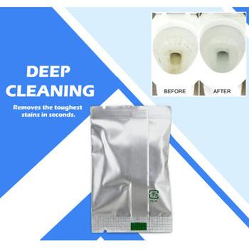 Dropshipping 4 sztuk paczka przydatne wc Bubble Bomb do czyszczenia automatyczna toaleta na dezodorujący łazienka dezodorujący do czyszczenia Środek czyszczący do WC tanie i dobre opinie Inne Tablet