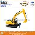 Modelo Em Escala 1:35, fundido Brinquedo, Modelo de construção, Presente Do negócio, lembrança, réplica, Modelo de Escavadeira XCMG XE215C
