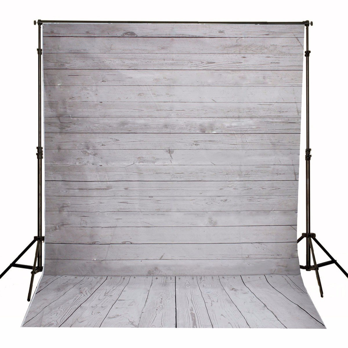 Photo Background 5x7ft Wood Wall Floor Studio Prop Photography Vinyl Background Camera Photo Backdrop Screen Cloth 2.1x1.5m
