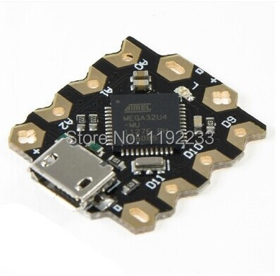 Käfer Controller Münze größe für Arduino Leonardo