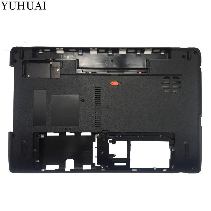 New Bottom case For Acer Aspire 5750g 5750 bottom case 5750z Base Cover AP0HI000