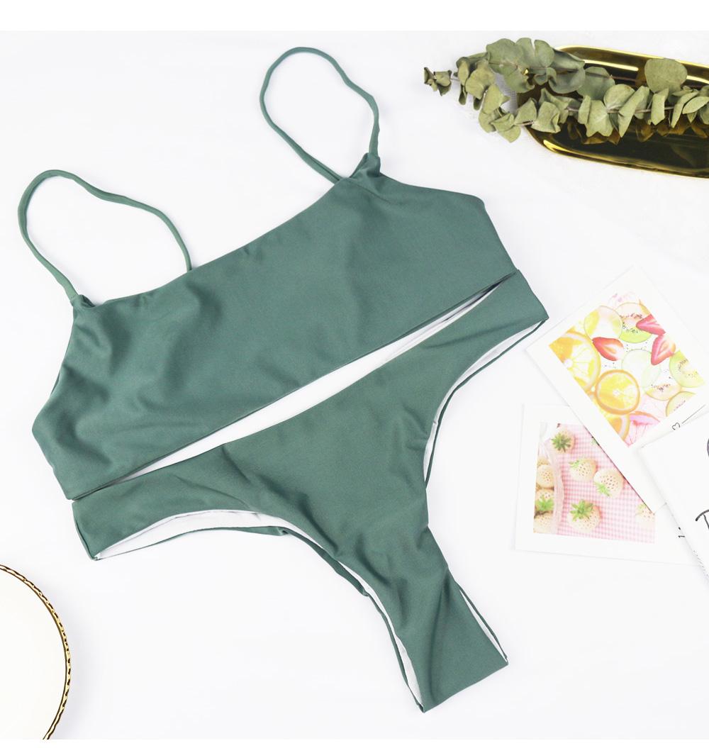 UG 2019, сексуальный комплект бикини с открытой спиной, микро стринги, купальник, женские купальники, купальный костюм, бикини, traje de bano, танкини 16