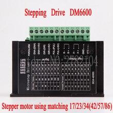 FreeshippingStepper motor sürücü TB6600 microstep motor fırçasız DC motor kabuk 42 57 86 step motor Nema17 Nema23 Nema34
